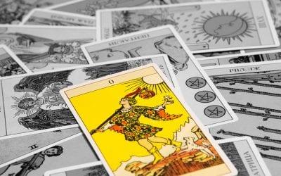 Tumačenje tarot karata: uspravno postavljena tarot karta Luda